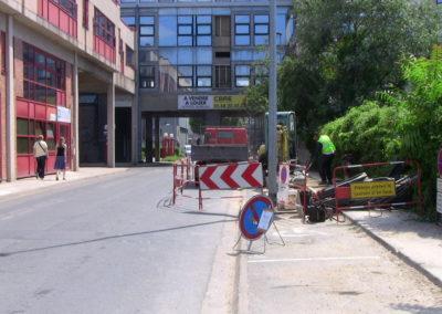 Zac Montjoie zone d'activité architecte Ouevremer