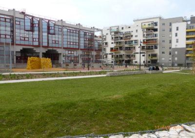 Quartier Montjoie